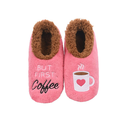 But First, Coffee Adult Snoozies