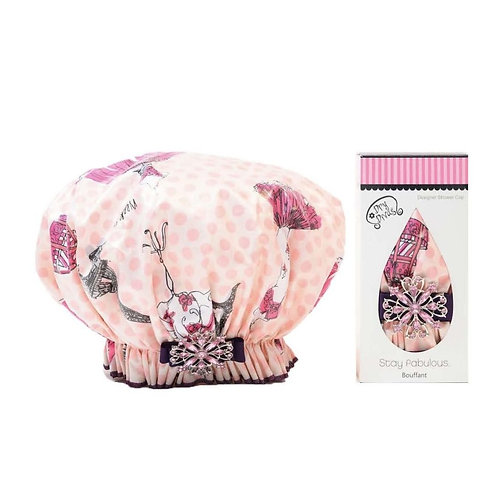 Eiffel in Love With You Shower Cap