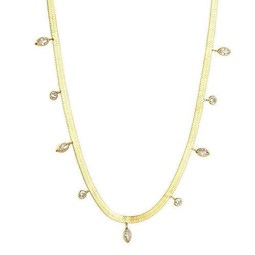 'RAMONA' Snake Chain