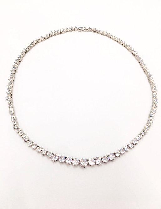 'ARIADNI' Tennis Necklace