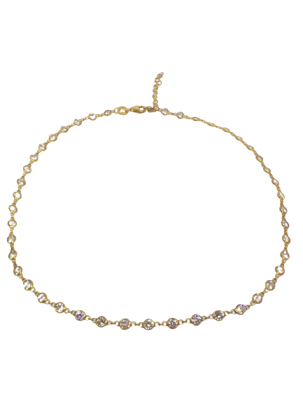 'CHARLOTTE' Gold Necklace