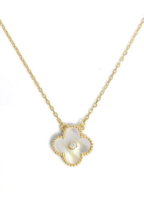 'ROMA' Onyx Necklace