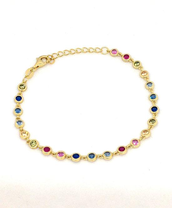 'MARIELLA' Multicolored Bracelet