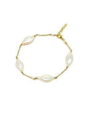 'SAVANAH' Baroque Bracelet