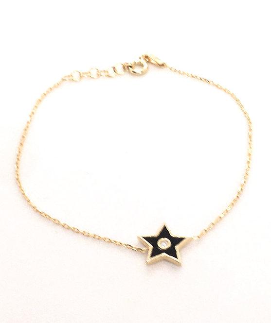 'ANABELLE' Gold Mini bracelet