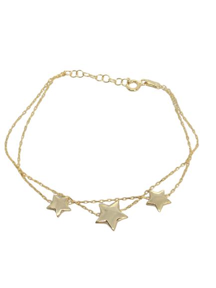 'ETOILE' Gold Bracelet