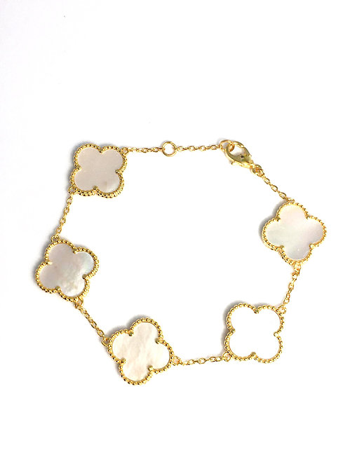 'ROMA' Onyx Bracelet