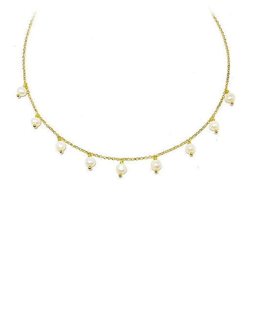 'LAURA'  Pearl Necklace
