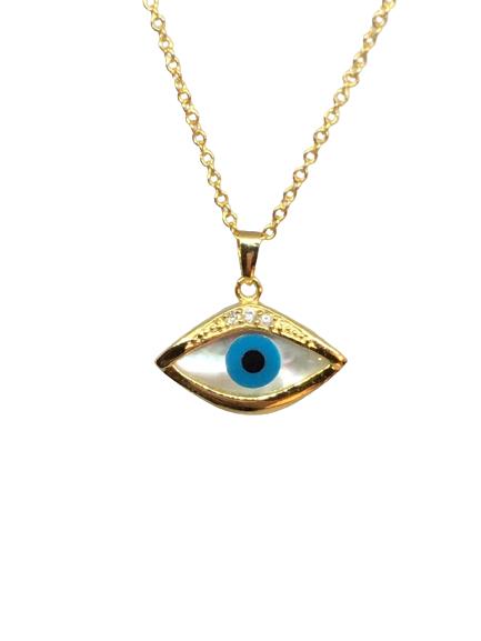 'VANESSA' Gold Necklace