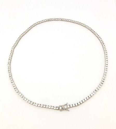'BIANCA' Tennis Necklace