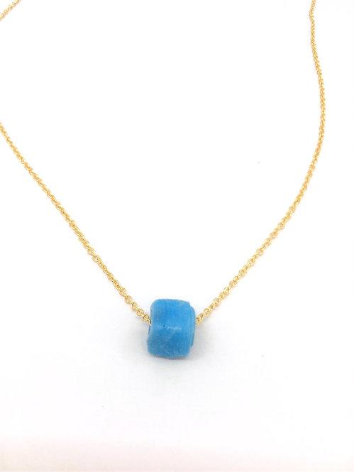 'LAVINIA' Turquoise Necklace