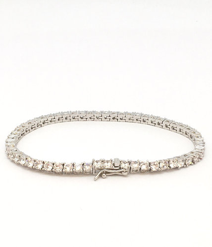 'BIANCA' Tennis Bracelet