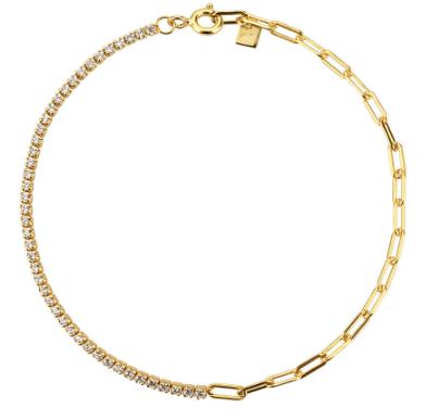 'JUANETTA' Bracelet Clear