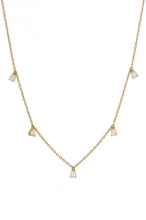 'BETTINA' Gold Necklace