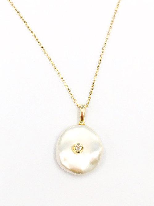 'NEFELI' Pearl Necklace