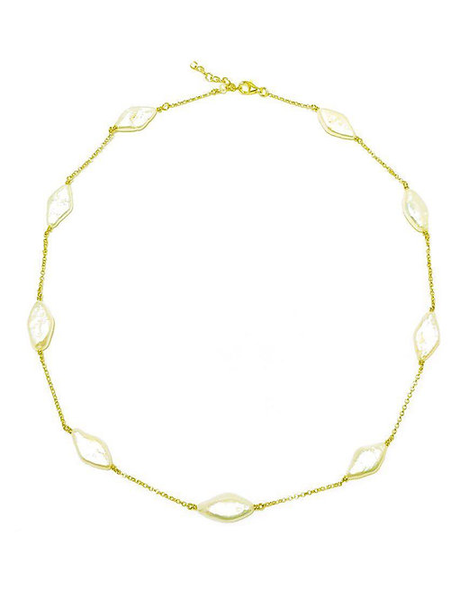 'SAVANAH'  Baroque Necklace