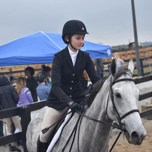 Sofia and King of the Score at their first show