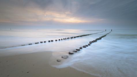 Domburg beach..