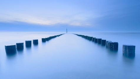 To the horizon..