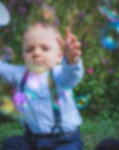 Servizo Fotografico Bambini in Esterno