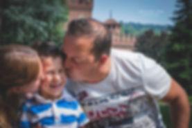 Servizio Fotografico Famiglia Torino