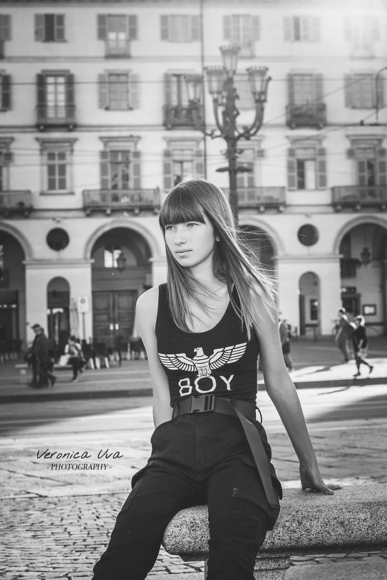 Servizio Fotografico Giovani Torino