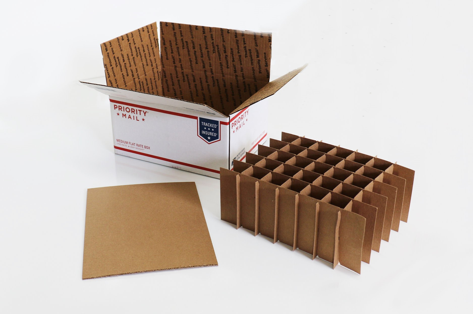 USPS Medium Ejuice Box System