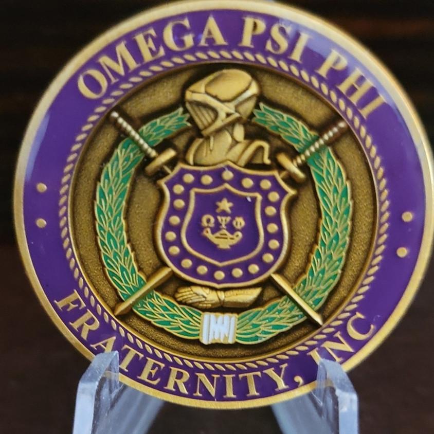 YQ Centennial Challenge Coin Fundraiser