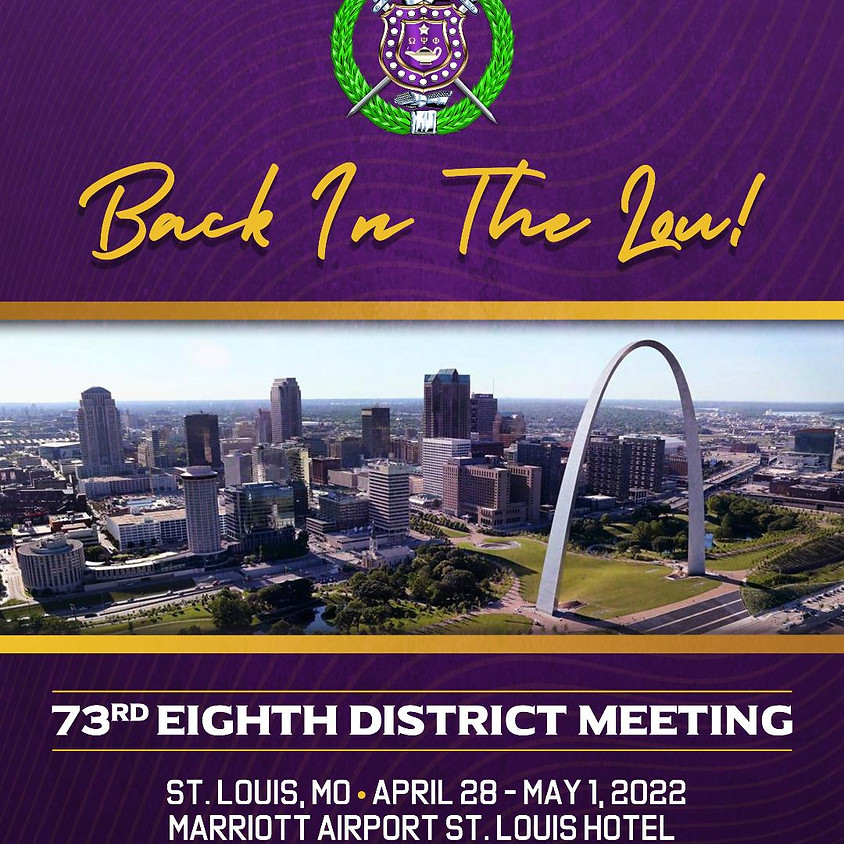 73rd Annual 8th District Meeting