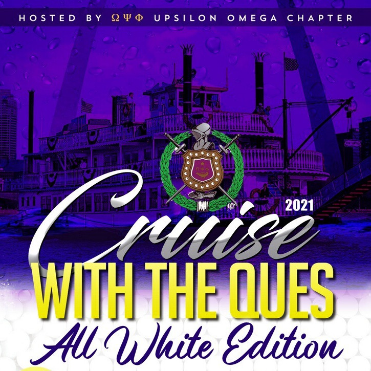 Cruise With the Ques - All White Edition