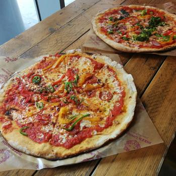 3 cheap pizza spots in London