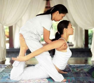 Yoga Massage Workshops