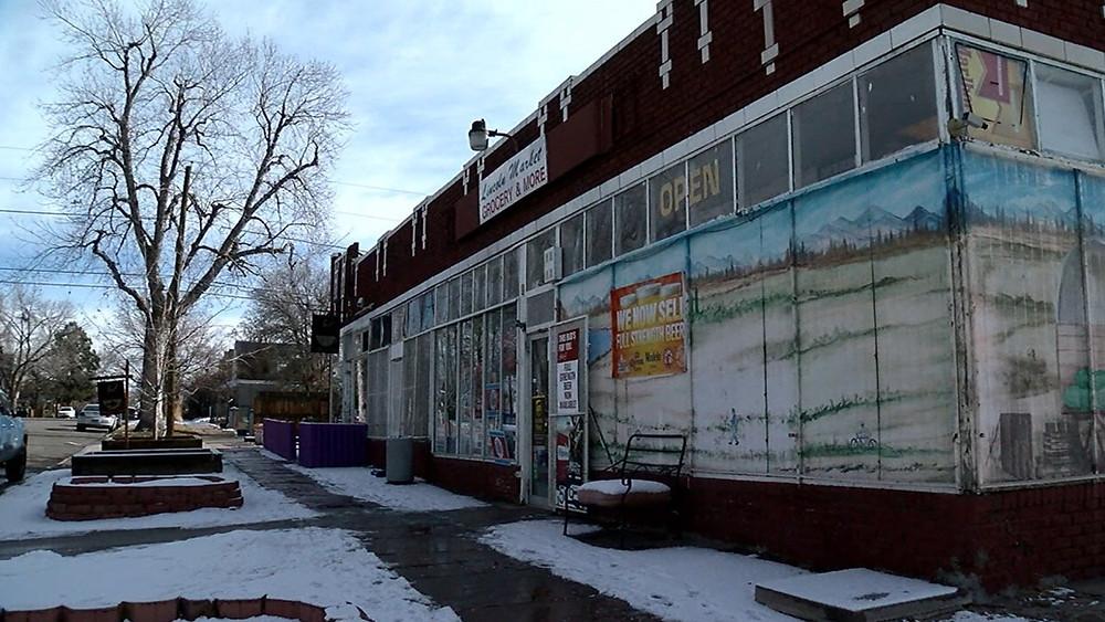 Lincoln Market in Denver's Whittier Neighborhood (courtesy of the Denver Channel)