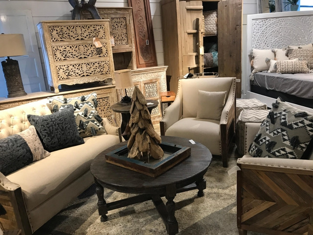 Vintage Pieces from South Platte Trading Company