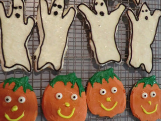 Not-So-Spooky Cookies