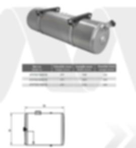 trailer fuel tank