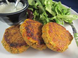 Falafel Vegetarian Patty