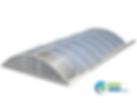 Krémová bílá – lesklá barva RAL 9001