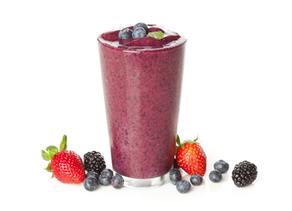 Berry blast Shake