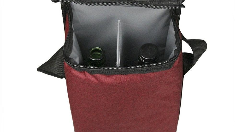 Wine Cooler Bag Double