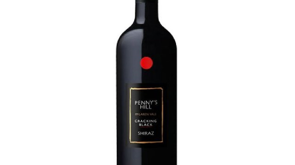 Penny's Hill Cracking Black Shiraz