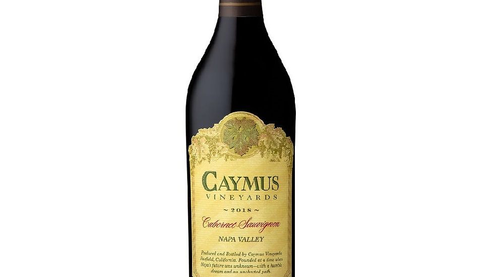 Caymus Cabernet Sauvignon 2019