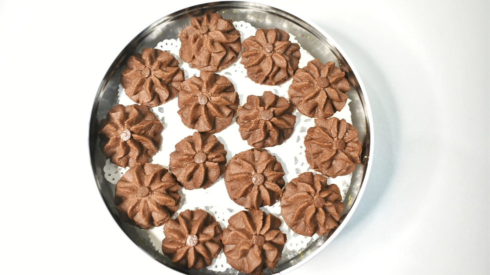 Dark Chocolate Gift Large