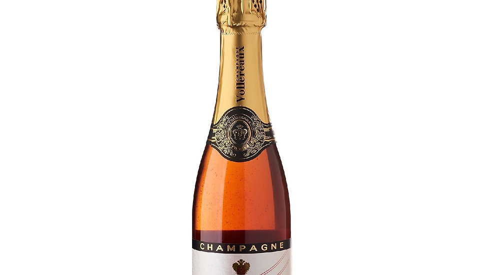 Vollereaux Rose Brut NV 375ml