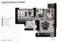 Grand Montara Concept Layout