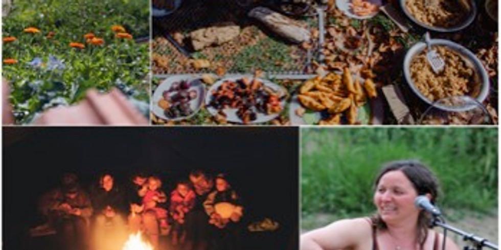 Permablitz & Ernte-Dank-Herbstfest im Gemeinschaftsgarten Hohlenstein