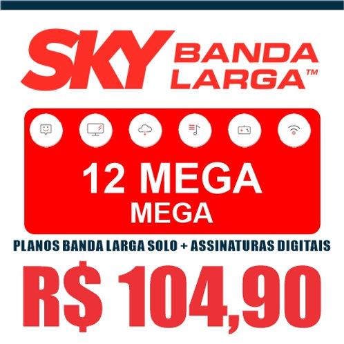 SKY BANDA LARGA - 12 MEGA MEGA - PLANOS BANDA LARGA SOLO + ASSINATURAS D