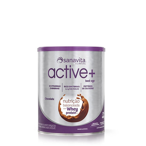 ACTIVE+ BEST AGE SABOR CHOCOLATE 400g
