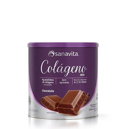 COLÁGENO SKIN SABOR CHOCOLATE 300g