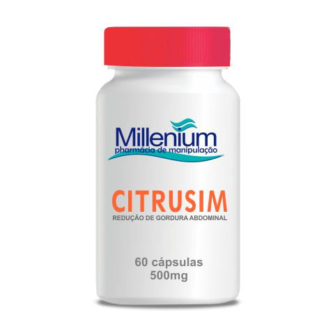 Citrusim 500mg 60 cápsulas - Millenium